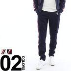 5000円OFFクーポン対象 モンクレール MONCLER ジャージパンツ サイドライン トラックパンツ ブランド メンズ ボトムス ロゴ MC87034008299R ブランド