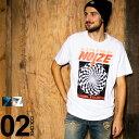 ディーゼル DIESEL Tシャツ 半袖 プリント クルーネック ブランド メンズ トップス プリントT DSSHCV091A