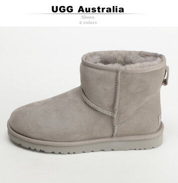 アグ オーストラリア UGG Australia シープスキン ショート丈 ムートンブーツ CLASSIC MINI クラシックミニ ブランド メンズ 靴 シューズ UGG1002072