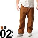 大きいサイズ メンズ SOUTHPOLE (サウスポール) 綿100% ジップフライ パンツ regular straight カジュアル ボトムス ジーンズ 無地 シンプル ストレート 90073001