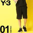 Y-3 ワイスリー ショートパンツ ナイロン ミックス 3ストライプス ショーツ ブランド メンズ ボトムス ハーフパンツ Yohji Yamamoto Y3DY7215
