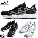 エンポリオ アルマーニ EA7 EMPORIO ARMANI スニーカー ロゴ ローカットUltimate C2 ブランド メンズ 靴 シューズ EAX8X033XCC52