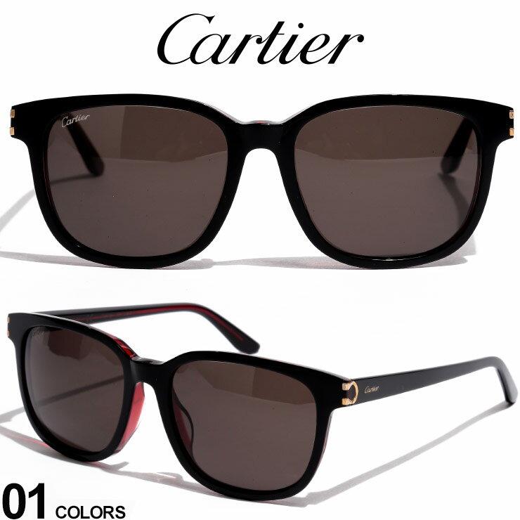眼鏡・サングラス, サングラス  Cartier CT0002SA SALE6c