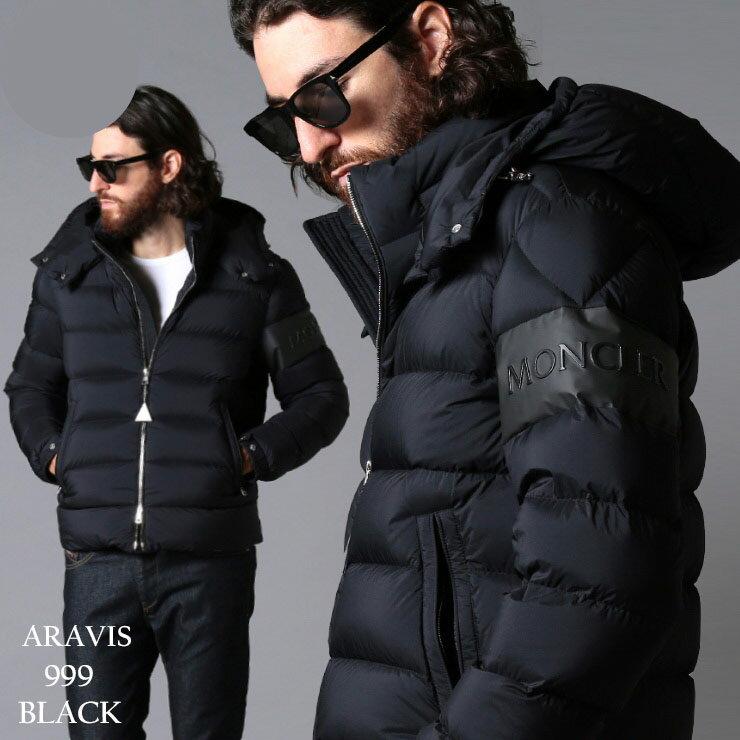 メンズファッション, コート・ジャケット  MONCLER ARAVIS MCARAVIS0