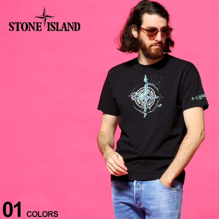 トップス, Tシャツ・カットソー  T STONE ISLAND SI74152NS83 SALE1a