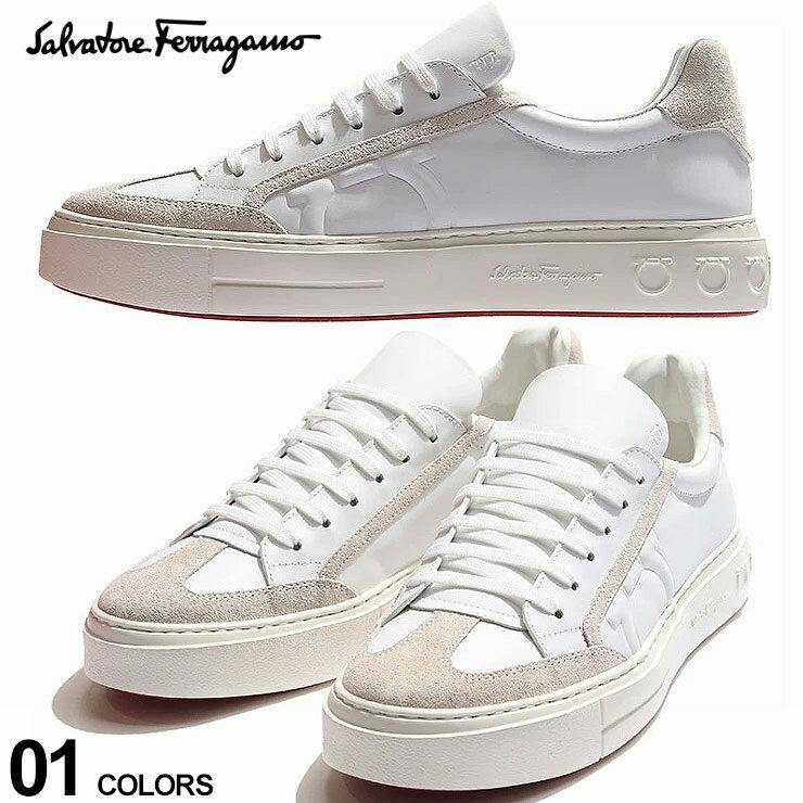 メンズ靴, スニーカー Salvatore Ferragamo BORG FG02B227697630 SALE4a