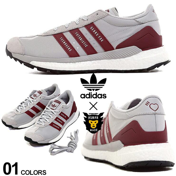 メンズ靴, スニーカー adidas Originals by HUMAN MADE Country Free Hiker HM ADS42974