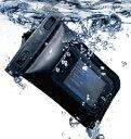 GALAXY SもiPhoneもエクスペリアもIS03も携帯電話もデジカメも防水に!iPhone3GS/iPhone4対応防...