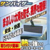 車用サンバイザー 日よけ フロントサンシェード 車 車用 カー用品 サンバイザー