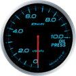 日本精機 メーター Defi−Link ADVANCE BF  油圧計 ブルー DF10203