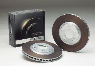 DIXCEL/ディクセル ブレーキローター HD フロント BMW E39 (SEDAN) 540i 00/03〜03/07 DN44 HD121 1113S