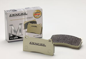 DIXCEL/ディクセル ブレーキパッド タイプM フロント MERCEDES W251 R350 4-MATIC R500 4-MATIC 06/03〜 251065 251075 M111 3922