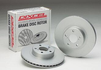DIXCEL/ディクセル ブレーキディスクローター PD リア左右セット VOLVO 260 2.7/2.8 年式:75〜85 品番:PD165 2103S