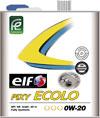 elf油PIXY ECOLO ekoro 0W20 1L 24罐安排