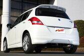 【メーカー直送品】FUJITSUBO/フジツボ マフラー RIVID スズキ スイフト RS 1.2 2WD CVT DBA-ZC72S H23.11〜 DJE車取付不可 840-81535