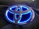 Junack LEDトランスエンブレム フロント トヨタ ラクティス...