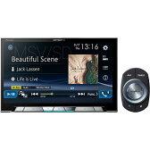 パイオニア 8V型ワイドXGA地上デジタルTV/DVD-V/CD/Bluetooth/USB/SD/チューナー・DSP AV一体型メモリーナビゲーション LS(ラージサイズ)メインユニットタイプ サイバーナビ AVIC-CL901