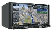 カロッツェリア(パイオニア) 楽ナビ 7型 カーナビ AVIC-RZ700 フルセグ/DVD/CD/SD/Bluetoothオーディオ