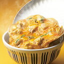 【ふんわり仕上がるこだわり新商品】なか卯の親子丼の具10パック送料無料