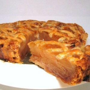 上信越高原・今井農園の紅玉りんごを使用昔ながらの甘酸っぱ〜いアップルパイ