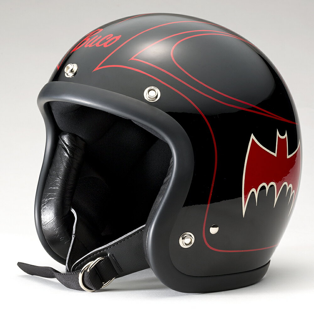 バイク用品, ヘルメット  BATMAN S BUCO