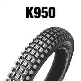 ダンロップタイヤ(DUNLOP)K950(フロント)2.75-21 4PR WT