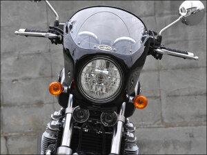 CB1100/EX(14年~)ロードコメットクリアスクリーンダークネスブラックメタリック(単色)(NH-463M)エアロスクリーンCHICDESIGN(シックデザイン)