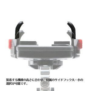 バイク用スマートフォンホルダーWIDE(iPhone5・6・6Plus対応)リジットタイプiH-550DDAYTONA(デイトナ)