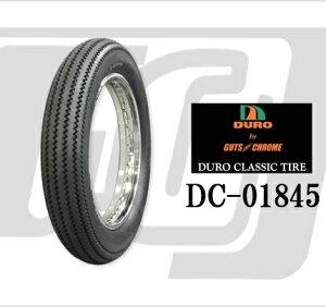 DURO CLASSIC 4.50X18インチ チューブタイプ 前後共通 バイアスタイヤ DU…