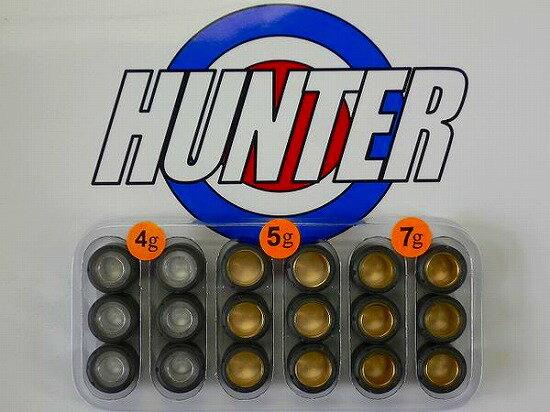 ホンダ用オリジナルウエイトローラーセット16Φ×13mm(4g/5g/7g)18個セット Hunter(ハンター)画像