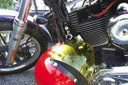 ヘルメット ホルダー チューブ