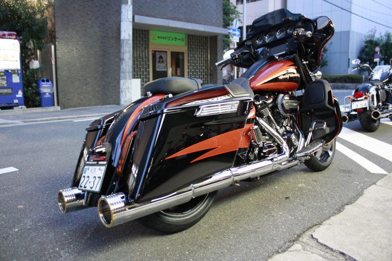 パーツ, マフラー FLHTKL17 STD MOTOR STAGE