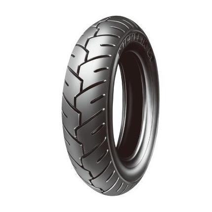タイヤ, スクーター用タイヤ 838090 S1 9090-10 50J TLTT MICHELIN