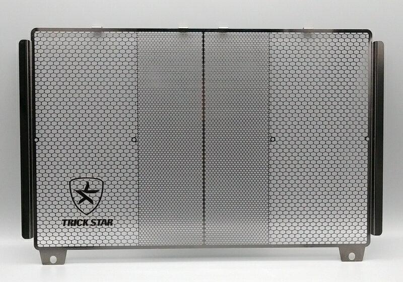 Z900RS(21年) ラジエターコアガード ブラックメッキ TRICK STAR(トリックスター)画像