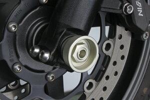 CB1300ST耐久アクスルカップアタッチメントM14ハードアルマイトTSR(テクニカルスポーツ)