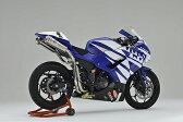 Ninja250(ニンジャ)13年 デュアルレーシングマフラー TTS(ツルノテクニカルサービス)
