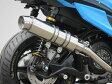 シグナスX(CYGNUS-X)EBJ-SEA5J Roar Racing (ロアーレーシングマフラー) RR-S/ステンレス VIVID POWER(ビビッドパワー)