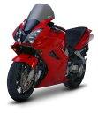 VFR800/ABS(02〜10年) スクリーン スポーツツーリング スモーク ゼログラビティ(ZERO GRAVITY)