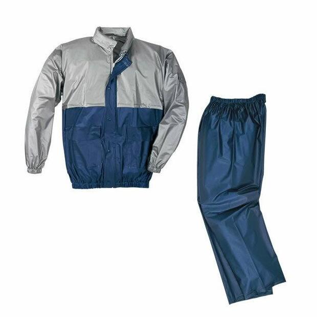 カジメイク キャピタルスーツ ネイビー LL 1130