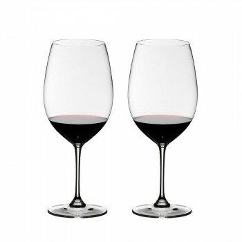リーデル ヴィノムXL カベルネ・ソーヴィニヨン ワイングラス 960cc 6416/00 2脚セット 628