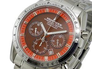 ハンヴィー HUMVEE クロノグラフ 時計ハンヴィー HUMVEE ソーラー メンズ クロノ 腕時計 H-3824...