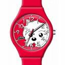 腕時計 ペットデザイン 犬種別マイファミリー ウォッチ 腕時計 ウエスティ MFW55