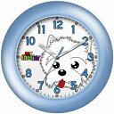 掛時計 ペットデザイン 犬種別マイファミリー クロック 壁掛け時計 ウエスティ WR55