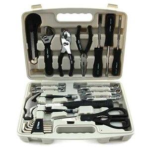 作業工具・工具セットの工具セットETS−24H。ご家庭でのメンテナンス作業に最適な24PCSをセット...