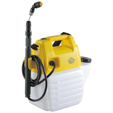 セフティ−3・除草剤用電池式噴霧器5L・SSD−5J