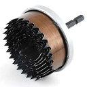 先端工具・木工ドリルの木工ドリルその他8マイバ。これ一つで8サイズの穴あけができます。SK11...