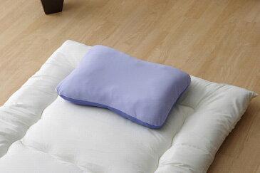 ピロー 洗える 低反発 枕『抗菌・消臭枕(中材=低反発チップ)』約38×56cm