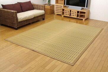 純国産 掛川織 い草カーペット 『スウィート』 江戸間10畳(約435×352cm)
