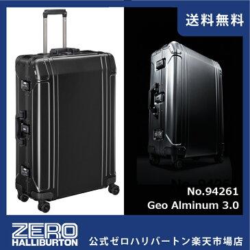スーツケース 大型 ゼロハリバートン ZEROHALLIBURTON Geo Aluminum 3.0 TR スーツケース (30inch) 94261