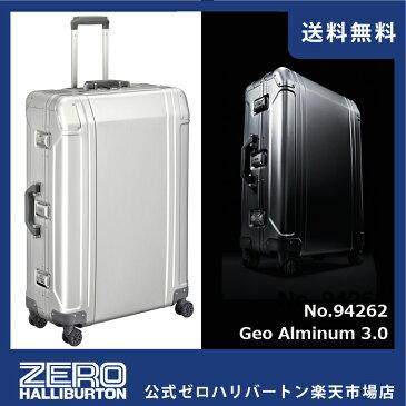 ゼロハリバートン スーツケース 大型 ZEROHALLIBURTON Geo Aluminum 3.0 TR スーツケース (30inch) 94262